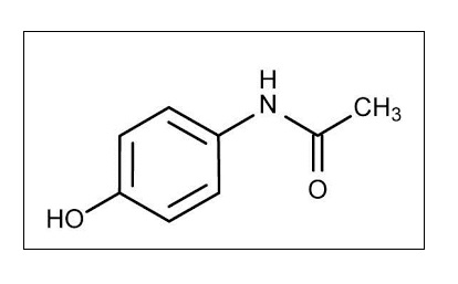 paracetamol wzór