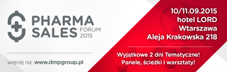 Pharma Sales Forum 2015