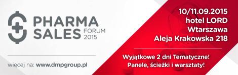 Pharma Sales Forum 2015