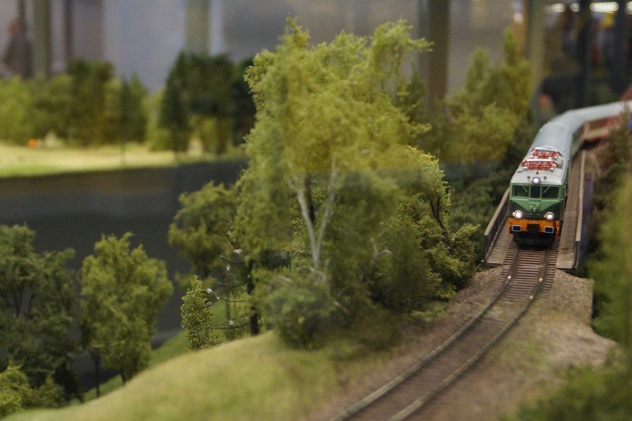 Makieta CITY – mobilna makieta kolejowa