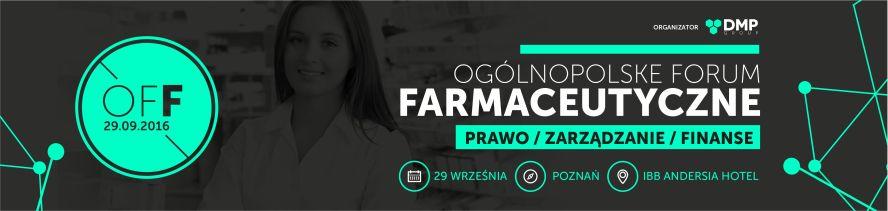 Ogólnopolskie Forum Farmaceutyczne