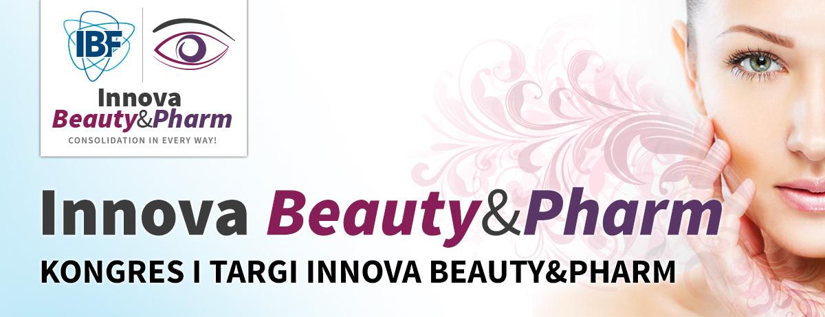 INNOVA BEATY&PHARM – Kongres i Targi farmaceutyczno-kosmetyczne