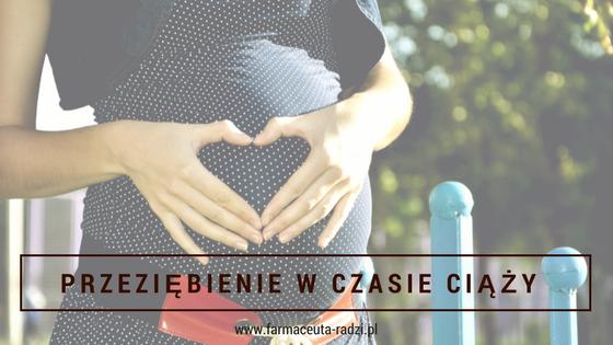 Przeziębienie w czasie ciąży