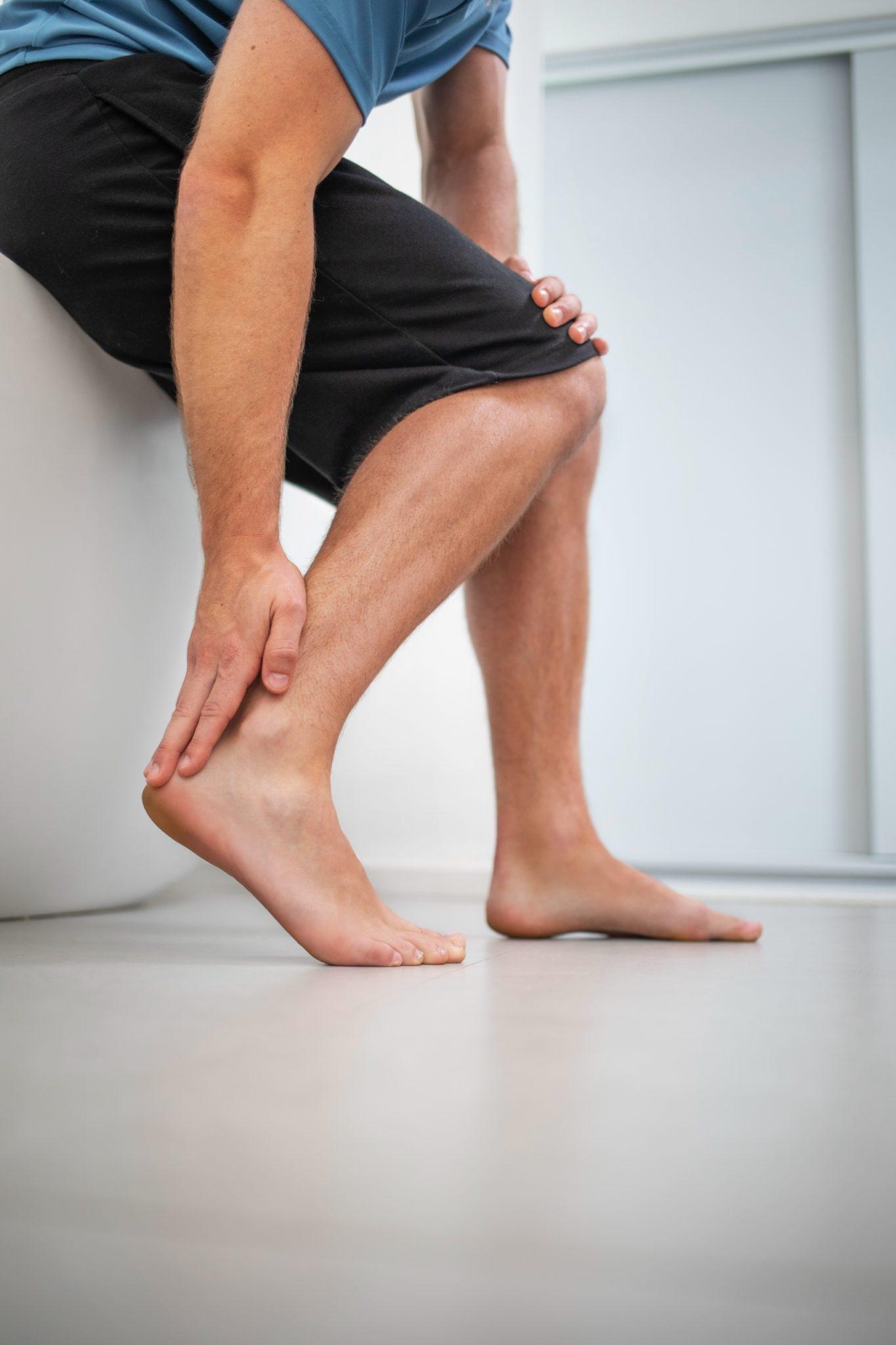 Jak radzić sobie z pęcherzami na stopach?